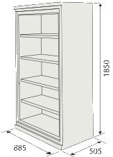 sa460-sizes
